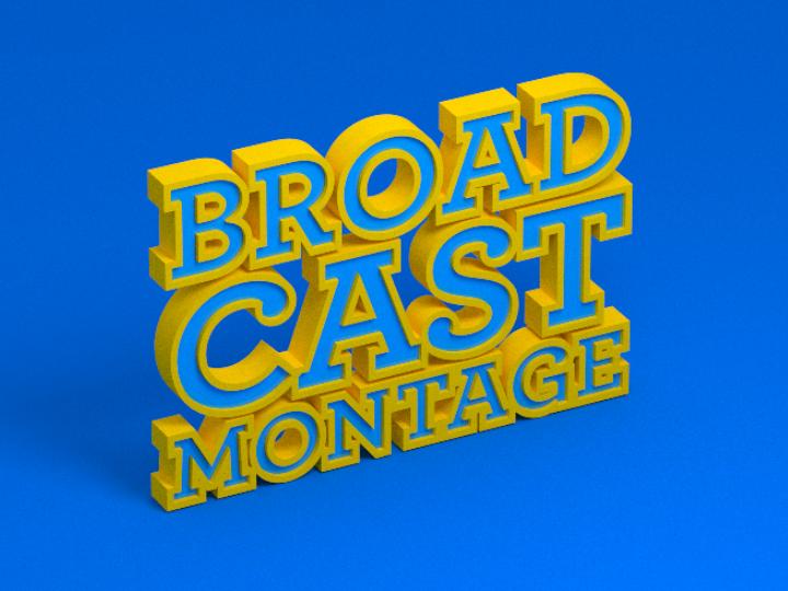 Graphics Montage